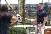 Asst. Hitting Coach Andy Van Slyke