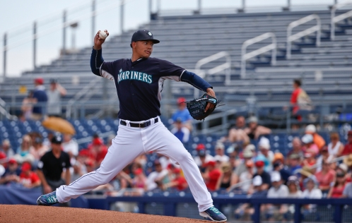 Taijuan Walker allowed 1 run in 7.0 innings today vs. the Angels.