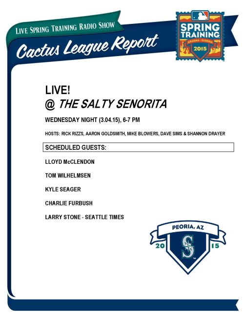 Cactus League Report