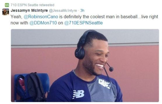 Cano on DDM Tweet