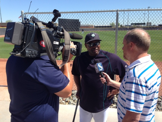 MLB.com's Greg Johns chats with Lloyd McClendon about Opening Day.