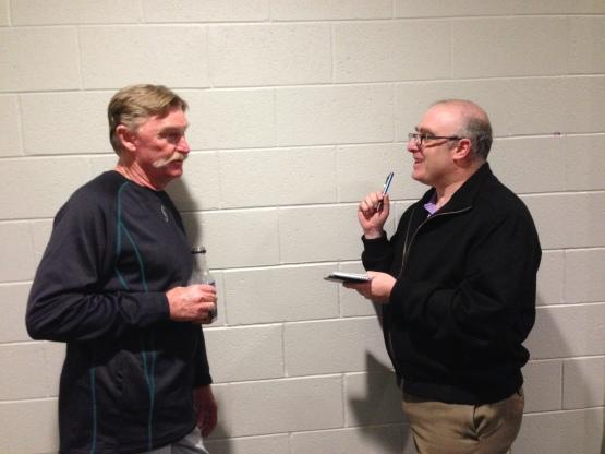 Joe Posnanski chats with Rick Waits.