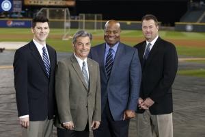Mariners broadcast team