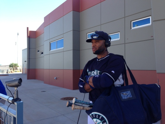 Robinson Cano checks in with Mike Blowers and Dave Sims.