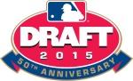 2015 MLB Draft Logo