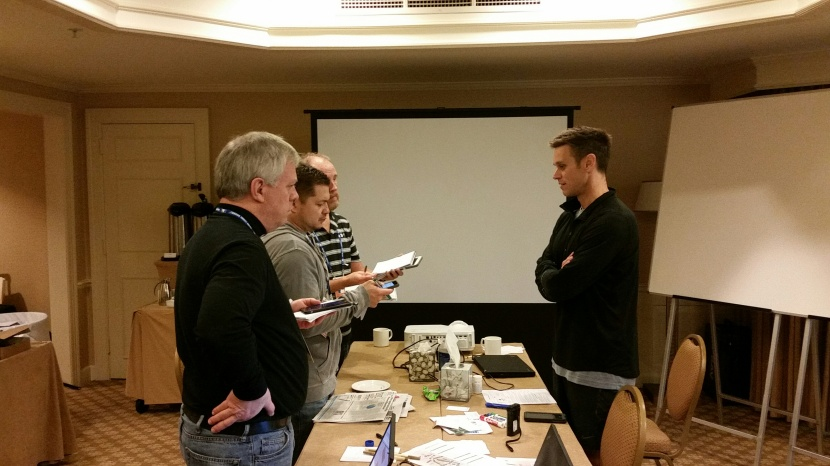 Jerry Dipoto recaps the Winter Meetings with Seattle's travelling media.