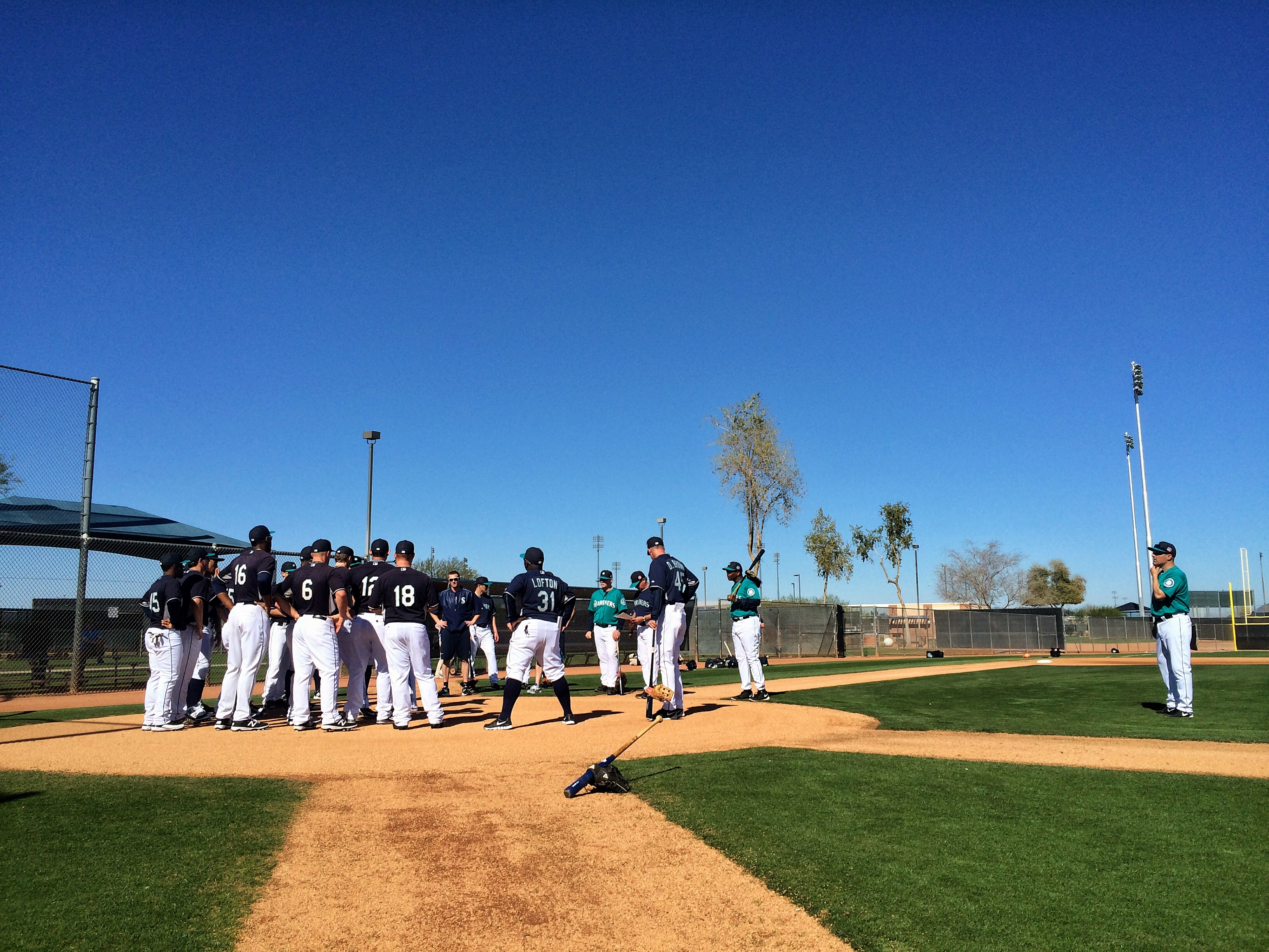 Mariners spring training update day 3 from the corner of edgar mariners spring training update day 3 from the corner of edgar dave sciox Gallery