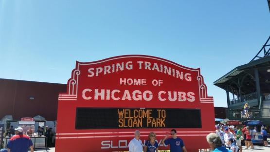 Cubs Sign