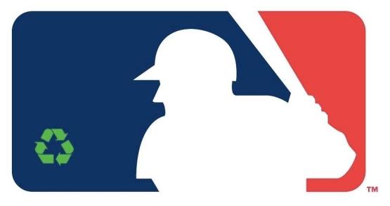 MLB Green Logo