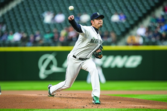 Now in his fifth season with the Mariners, Iwakuma has adjusted, adapted and is thriving in the Majors.