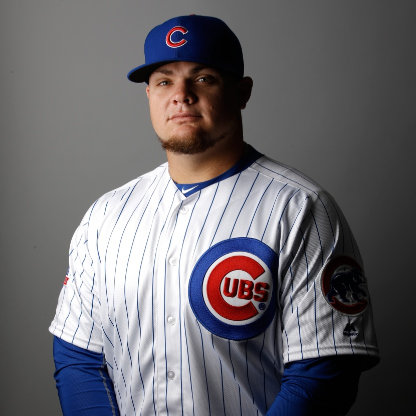 The Mariners acquired 1B Dan Vogelbach and RHP Paul Blackburn from the Cubs on Wednesday. Vogelbach, pictured above, is batting .318 with 18 doubles, 16 home runs and 64 RBI with AAA Iowa this season.