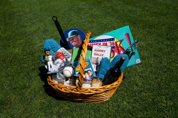 Jerry Dipoto's favorite things basket